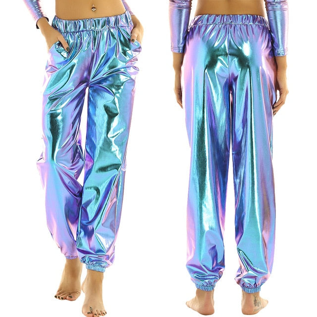 Holographic Joggers