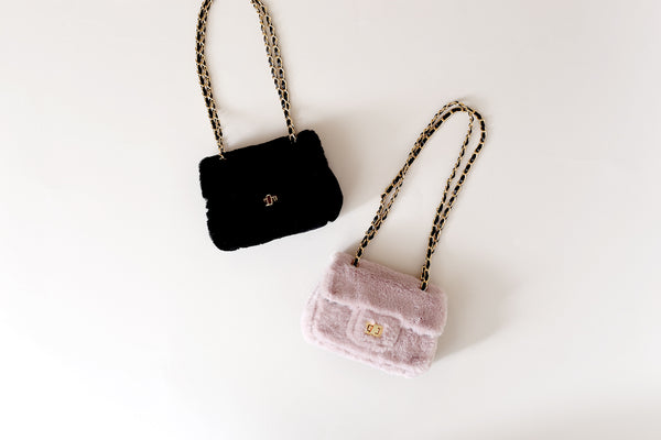 Furry Purse - My Berry Bow