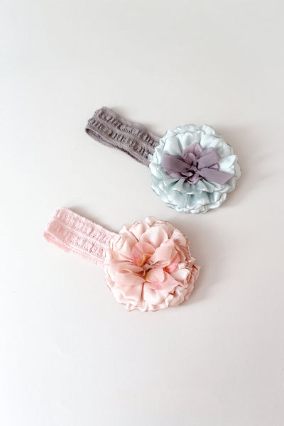 Flutter Petal Elastic Headband - My Berry Bow