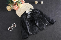 Girls Moto Jacket - My Berry Bow