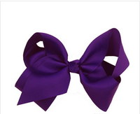 Oversized Hair Clip - My Berry Bow
