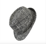 Boys Plaid Fedora Hat - My Berry Bow