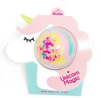 Unicorn Magic Bath Bomb - Clamshell Packaging