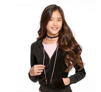Juicy Couture Chokers and Charms