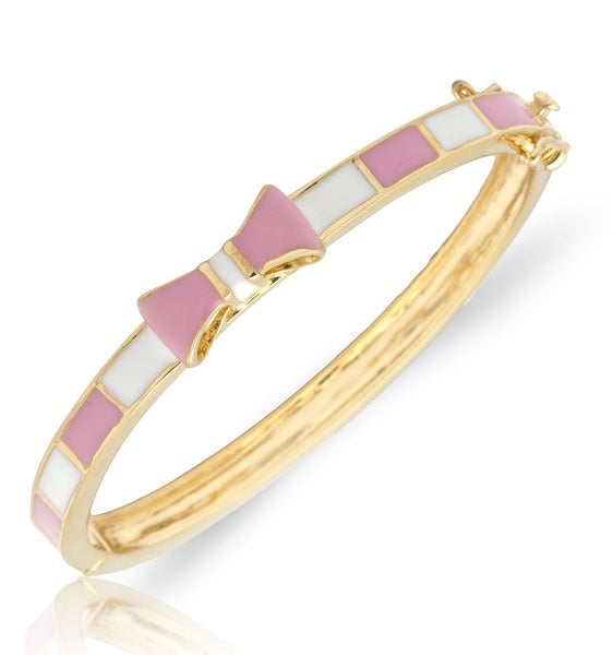 Bow Bangle - My Berry Bow