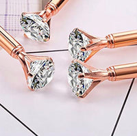 Rose gold diamond pen
