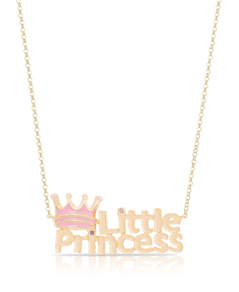 """Little Princess"" Necklace"