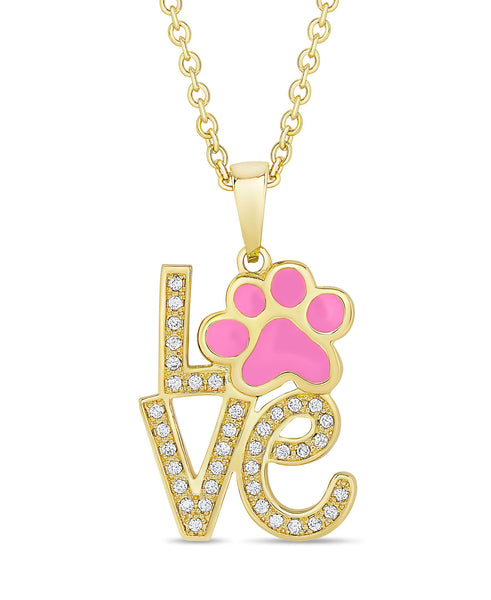 Puppy Love Pendant