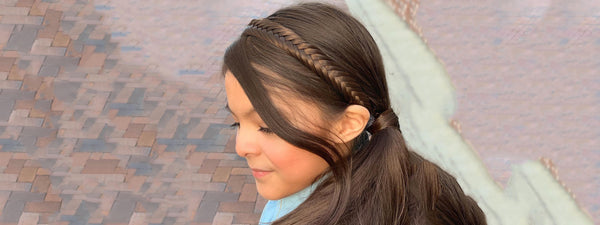 Send Your Daughter Back to School with the New Madison Braids Kids' Collection