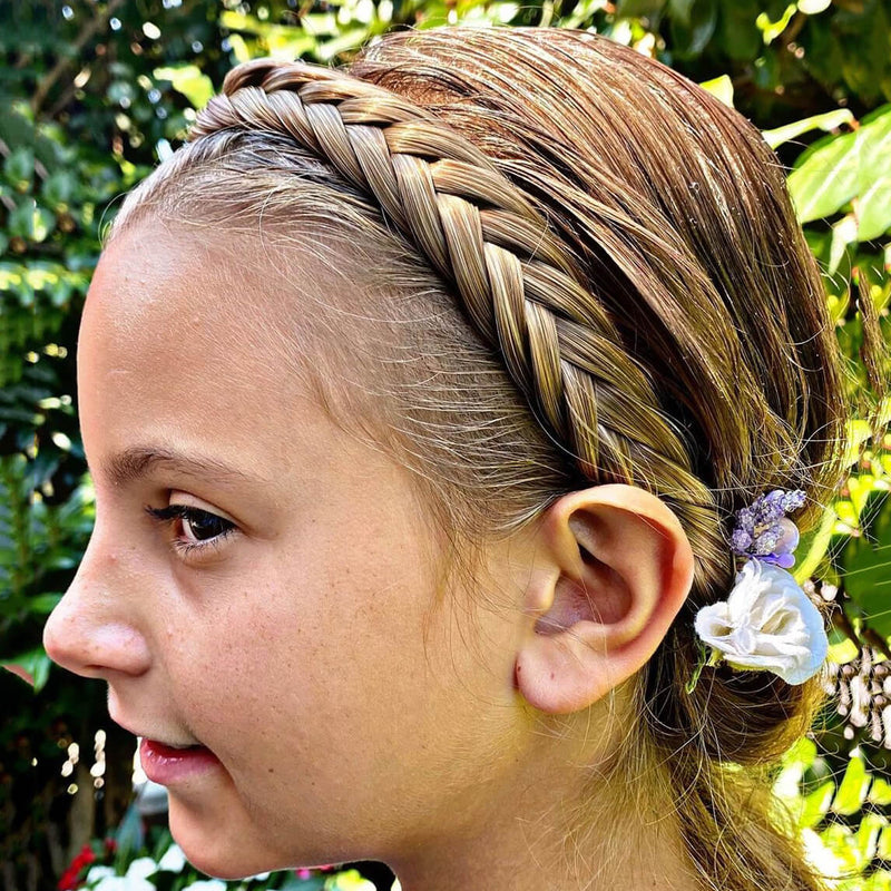 Arisa Fishtail for Kids - Dirty Blonde