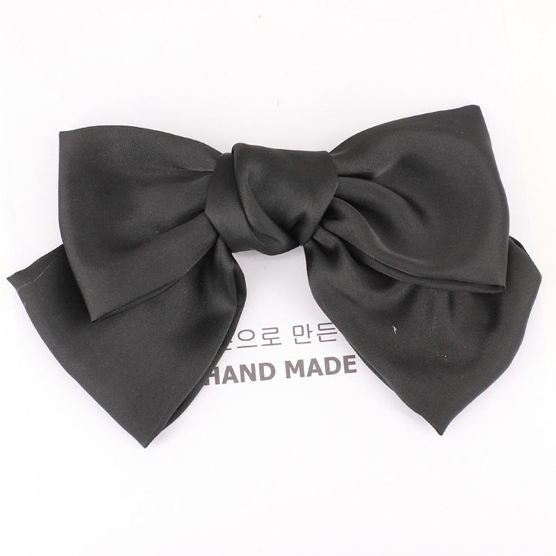 Ceciley Bow - Black