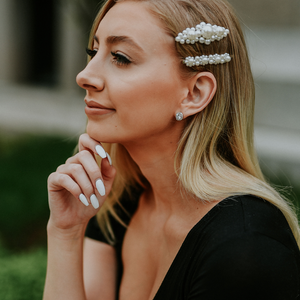 The Christy 4 Piece Hair Clip Set