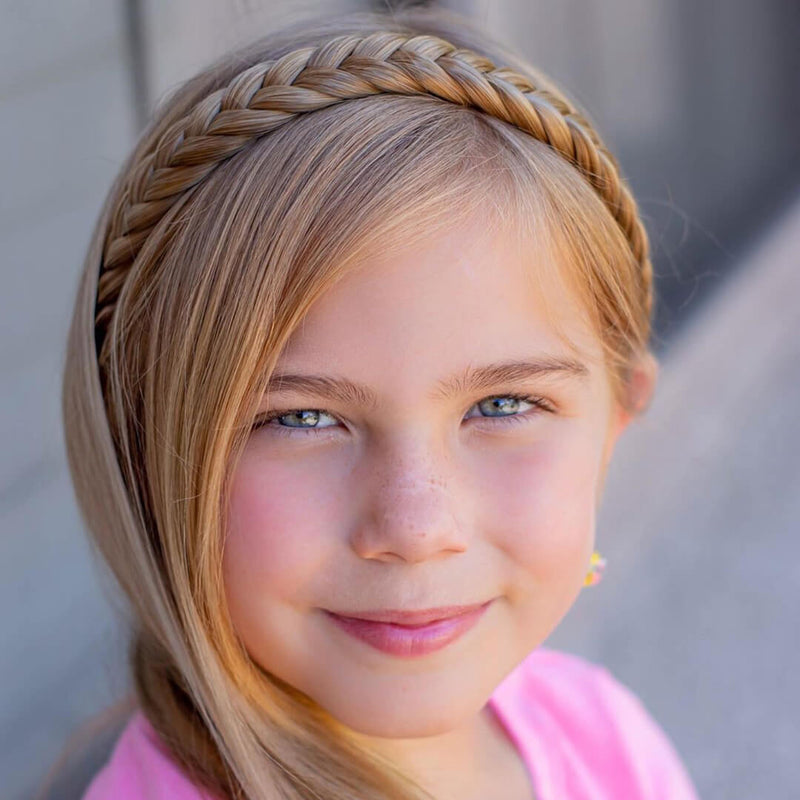 Lulu Two Strand for Kids - Dirty Blonde