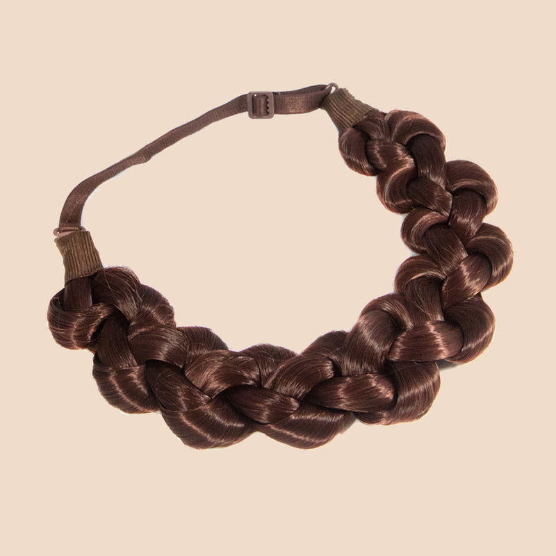 Addie Knots Braid - Auburn