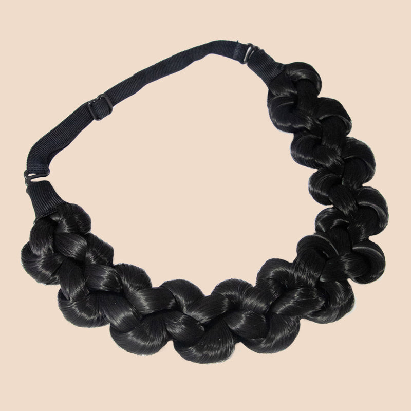 Addie Knots Braid - Black