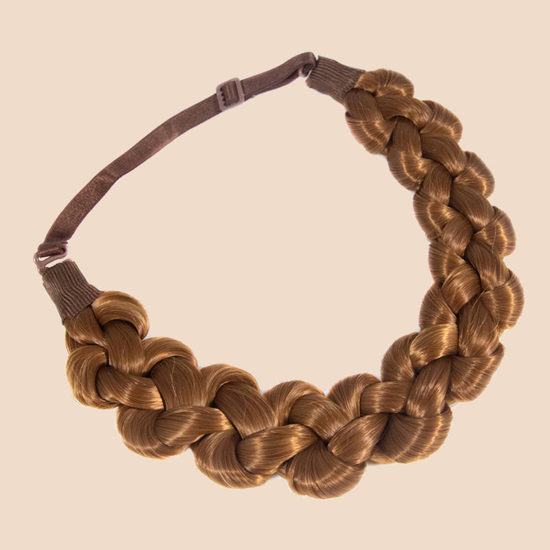 Addie Knots Braid - Golden Red