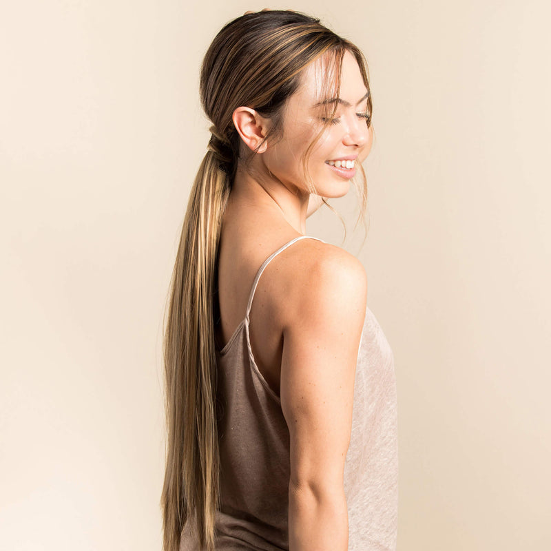 The Bree Ponytail - Highlighted