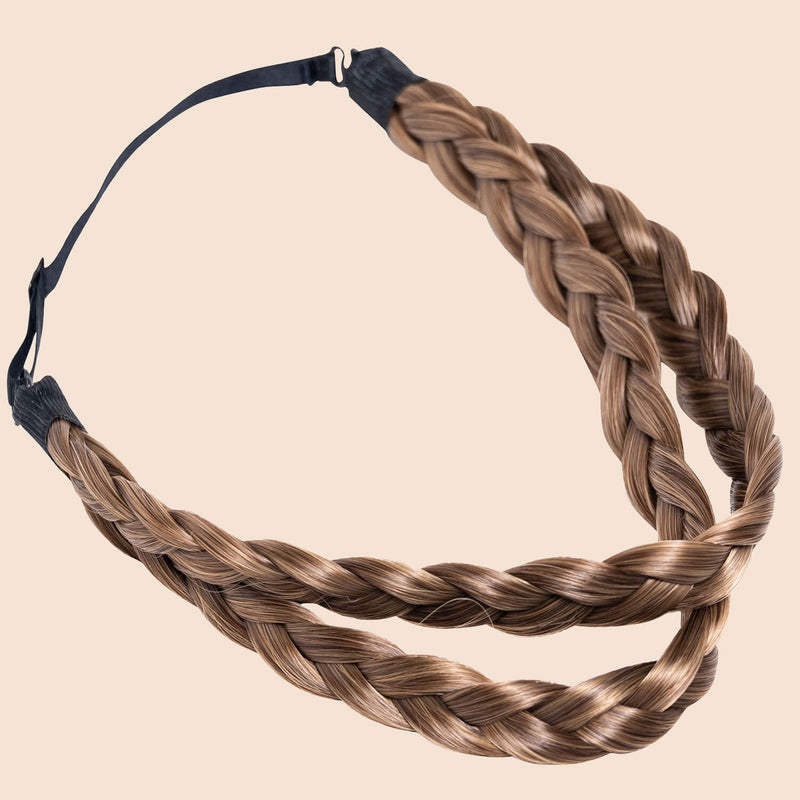 Double Lulu Two Strand for Kids - Ashy Light Brown