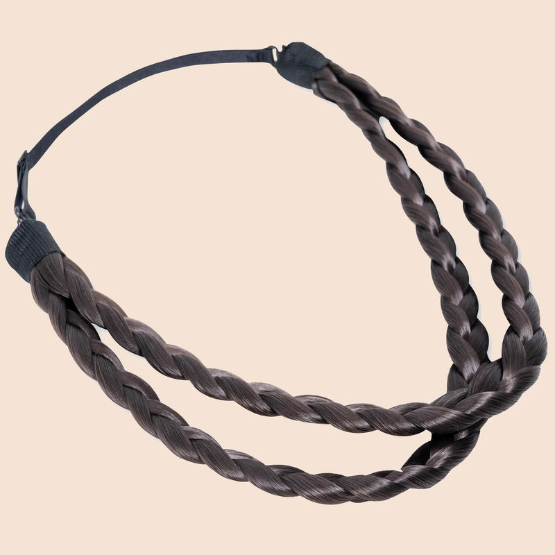 Double Lulu Two Strand for Kids - Dark Brown