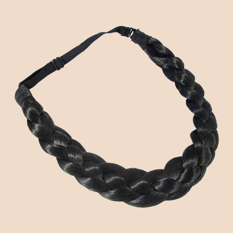 Evie Four Strand - Black