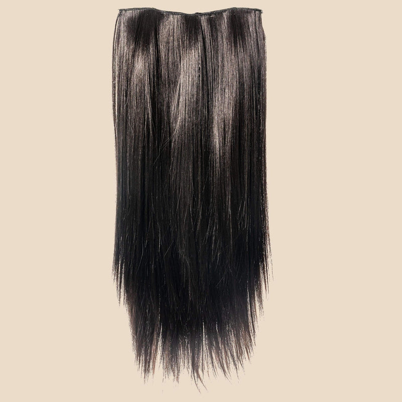 Katie U Clip Extension - Dark Brown