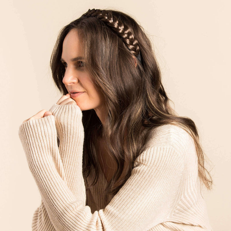 Madison Braid Bundle - Lulu Two Strand, Halo, Olivia - Brunette