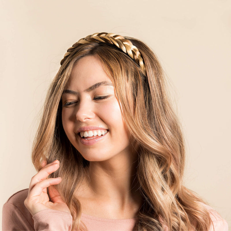Madison Braid Bundle - Lulu Two Strand, Dry Shampoo - Highlighted