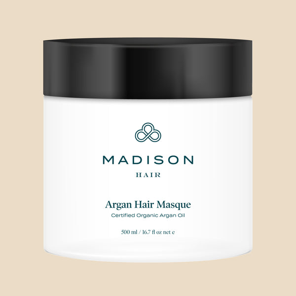 Intensive Hair Mask - White
