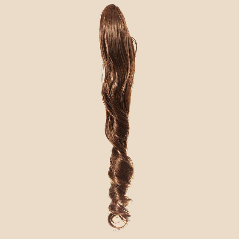 The Naomi Ponytail - Ashy Light Brown