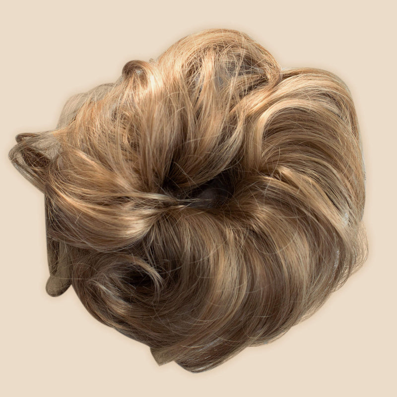 Madison Braid Bundle - Lulu Two Strand, Top Knot, Dry Shampoo - Dirty Blonde