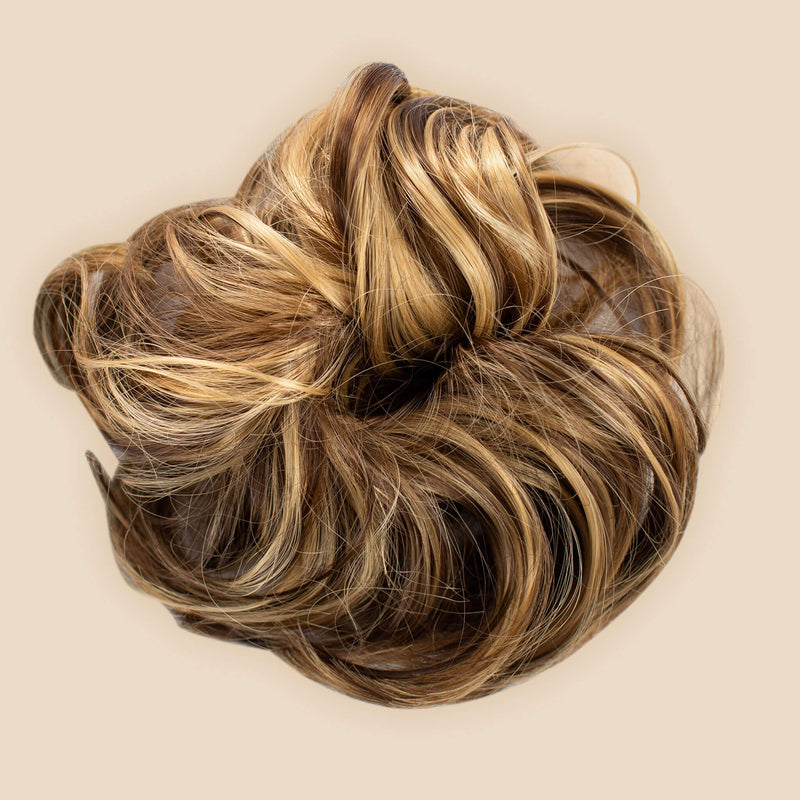 Madison Braid Bundle - Lulu Two Strand, Top Knot + FREE Detangler Brush - Highlighted