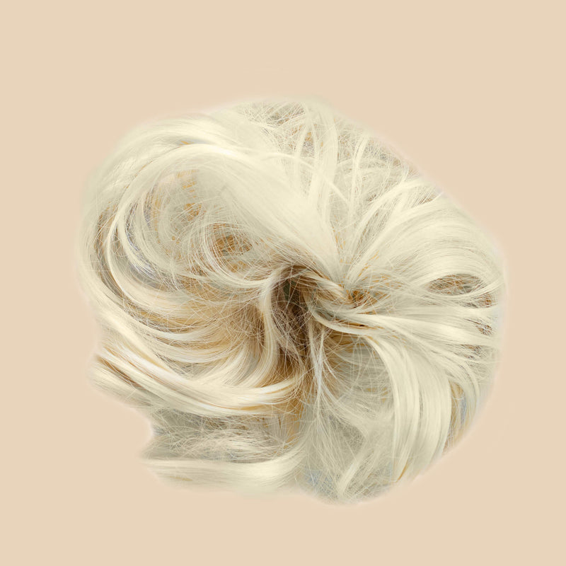 Madison Braid Bundle - Lulu Two Strand, Top Knot, Dry Shampoo - Platinum