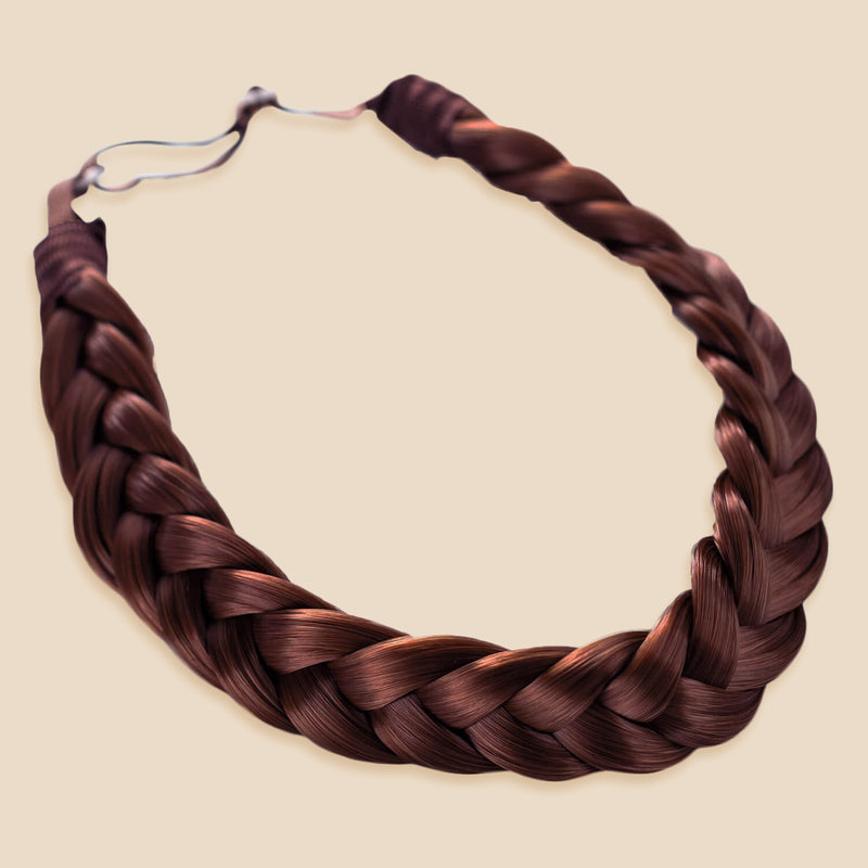 Madison Braid Bundle - Lulu Two Strand, Dry Shampoo - Auburn
