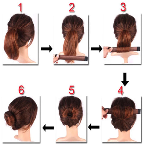 French Twist Bun Maker
