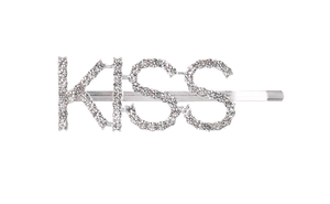 Courtney Collection Letter Hairpins - Kiss