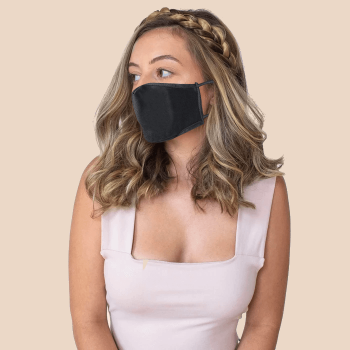 Soft Surrounding Face Mask - 3 Pack