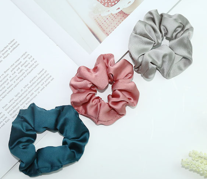 Hope 3-Piece Scrunchie Set - Light Tones