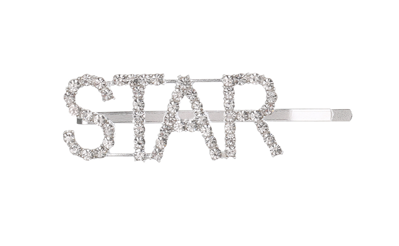 Courtney Collection Letter Hairpins - Star