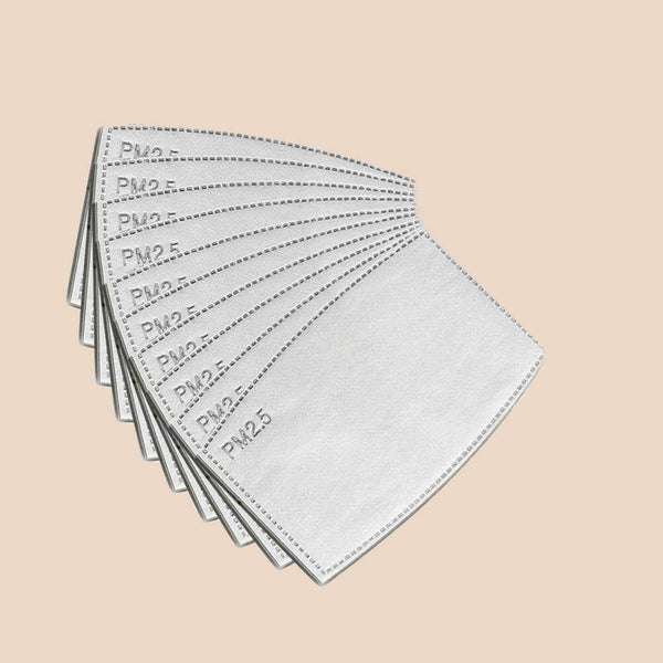 Filters for Reusable Mask - Pack of 4