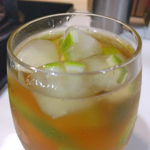 Hong Kong Style Lemon Iced Tea Recipe to Chill Your Summer Days