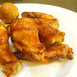 Infuse Oolong Tea into Your Smoked Chicken Wings