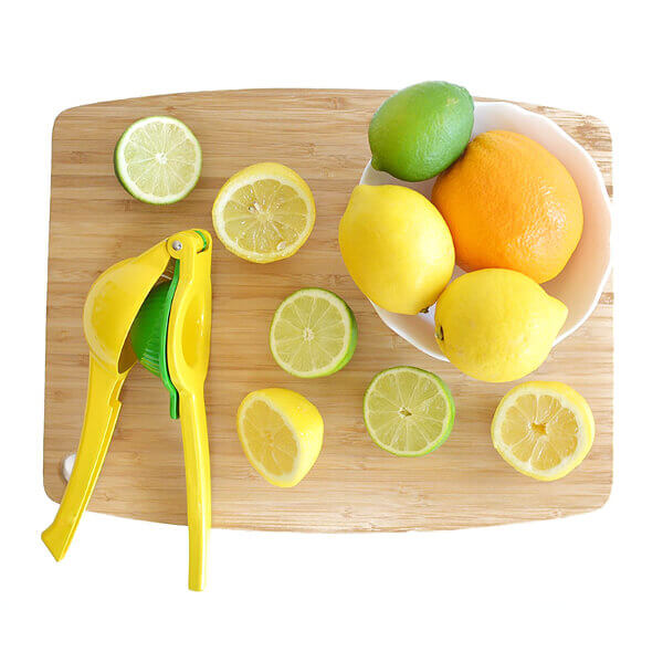 Sturdy Handheld Lemon Squeezer Lime Orange - ToDoTea