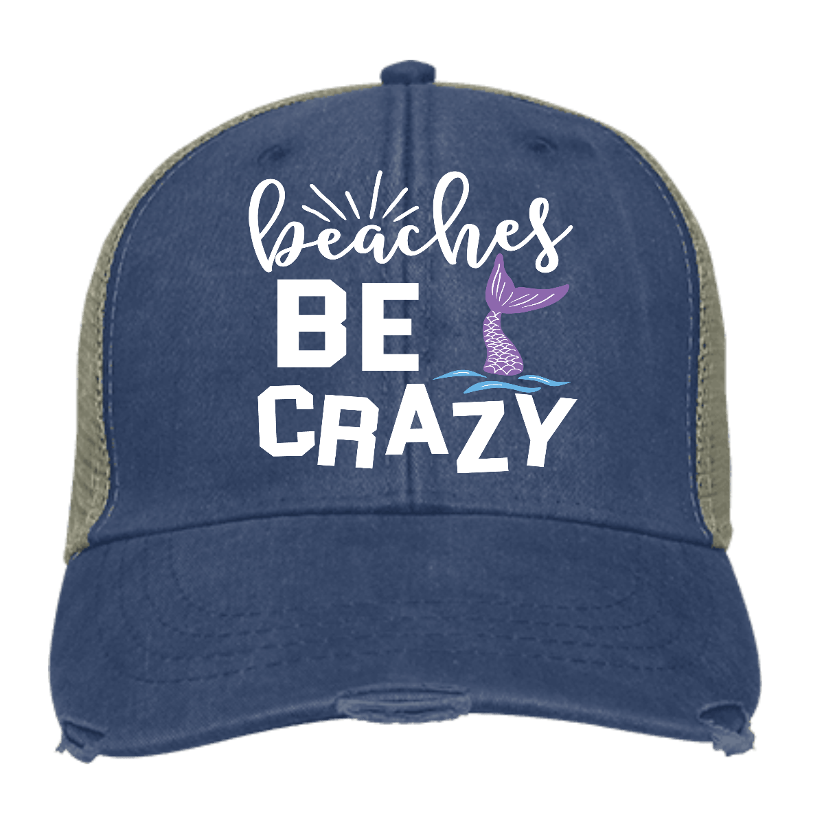 Beaches Be Crazy Adams Ollie Cap - Spicy Mermaid 8e779b1da44