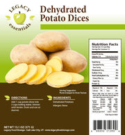 Bulk Dry Diced Potatoes