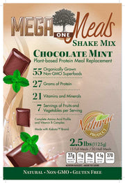 MegaOne Chocolate Mint Meal Replacement Shake