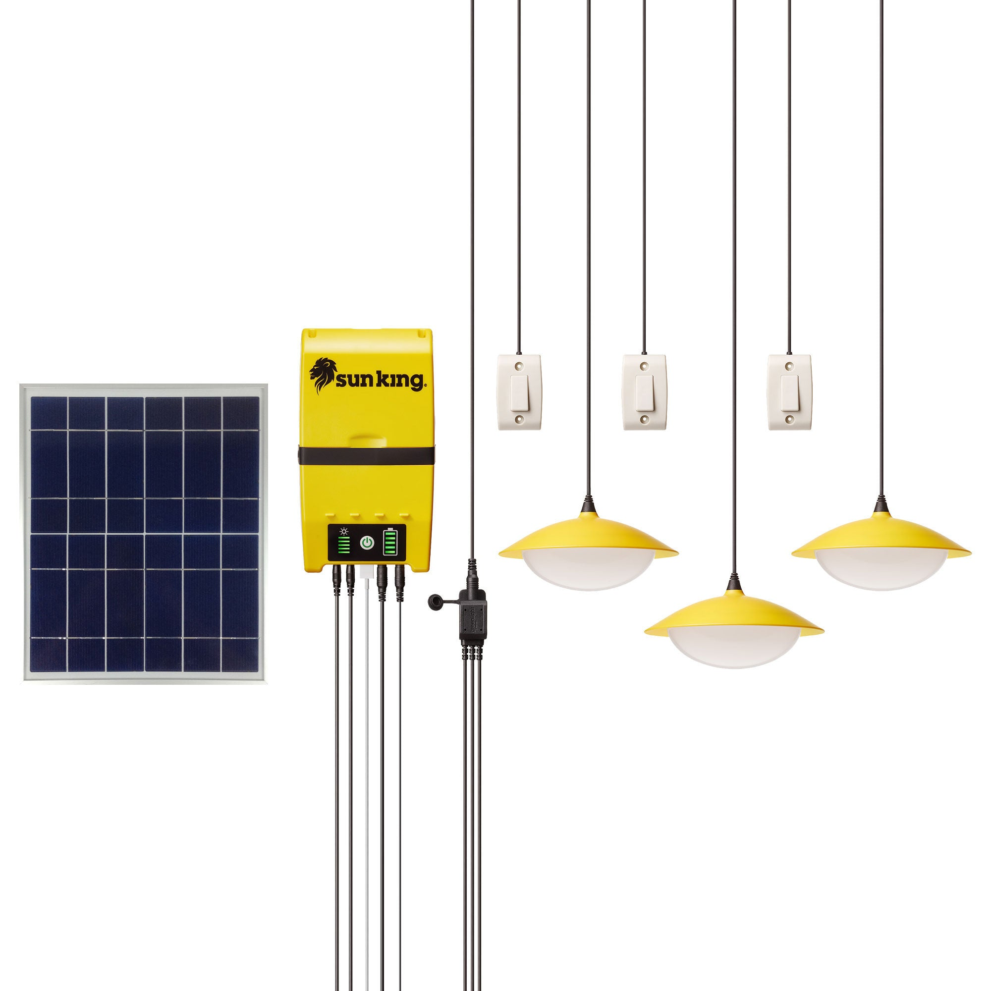 Sun King Home 120 - Light System, USB Charger, PowerBank | Preppers ...