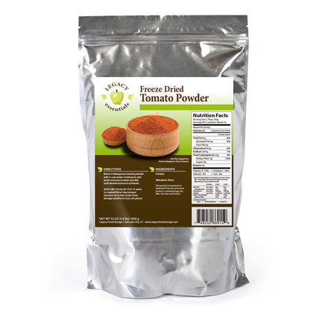Freeze Dried Tomato Powder
