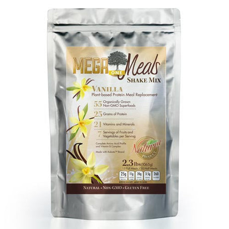 MegaOne Vanilla Meal Replacement Shake