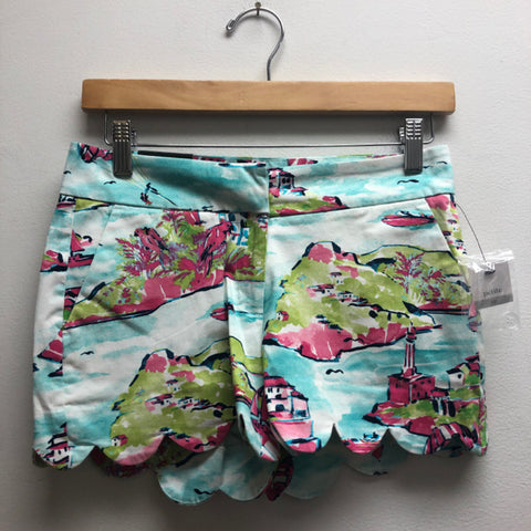 Crown & Ivy Size 0P Multi Shorts