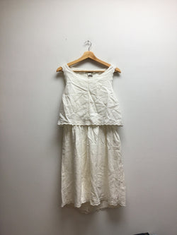 Loft Size 14 White Dress